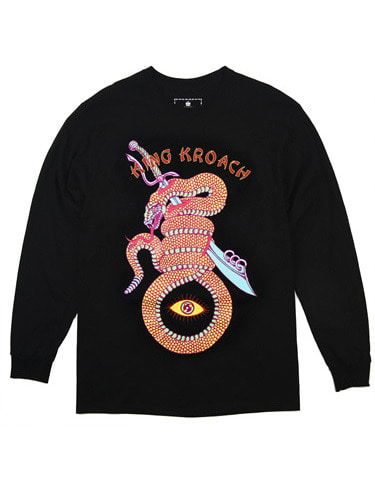 SUICIDAL SNAKE L/S TEE