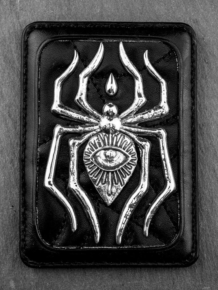 SPIDER CARD WALLET
